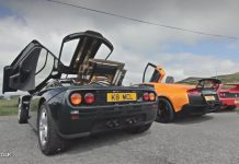 Video: McLaren F1 vs Ferrari F40 vs F50 vs Zonda F vs M600 vs Carrera GT vs Murcielago SV!