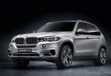 Official: BMW Concept X5 eDrive Hybrid