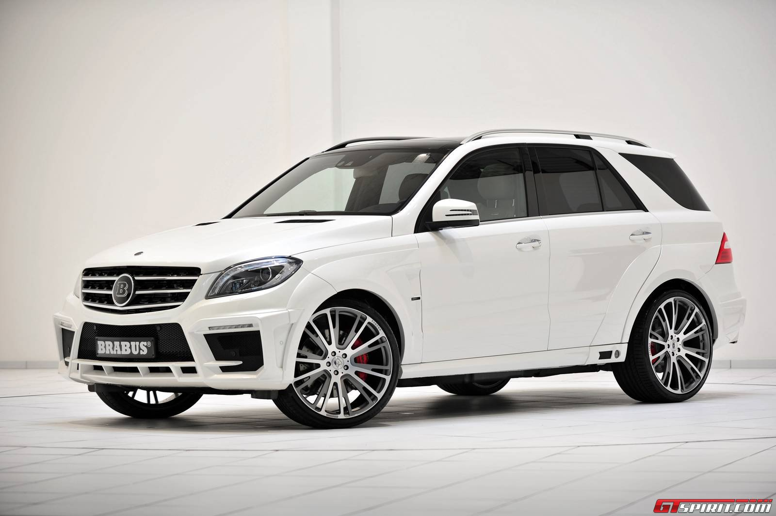 Official brabus b63s 700 widestar for mercedes benz ml 63 for What is the fastest mercedes benz car