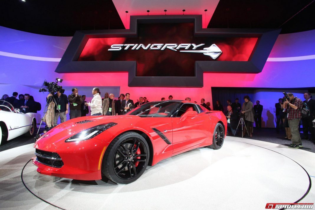 75% of 2014 Corvette Stingrays Purchased With Z51 Package