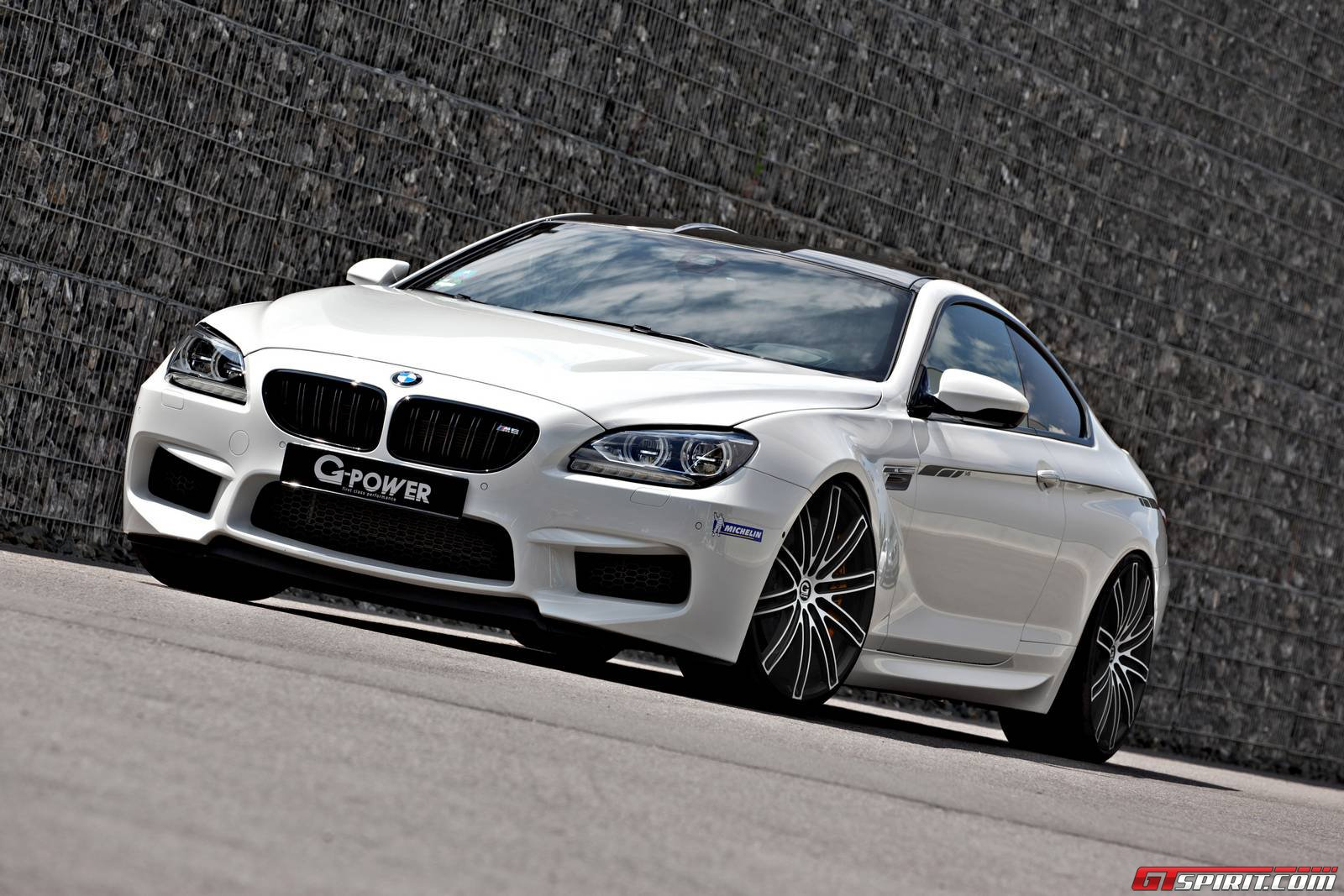 official 710hp g power bmw m6 bi tronik iii v2 gtspirit. Black Bedroom Furniture Sets. Home Design Ideas