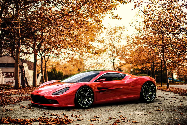 Render: Aston Martin DBC by Samir Sadikhov - GTspirit | aston martin dbc price