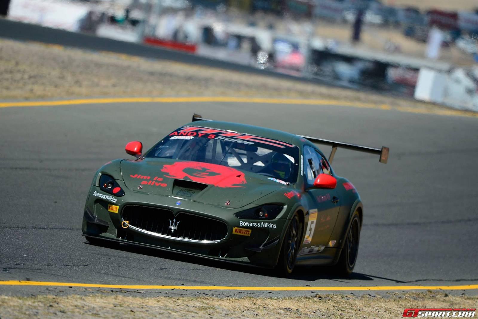 Maserati Trofeo World Series: Round 4 at Sonoma Raceway California ...
