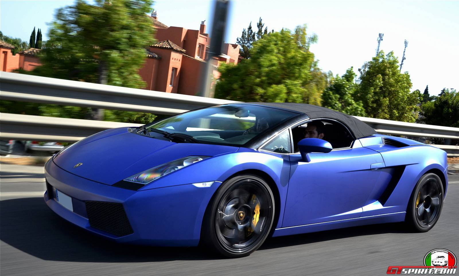 lamborghini gallardo spyder matte black. matte blue lamborghini gallardo spyder by cayuela photography car black p