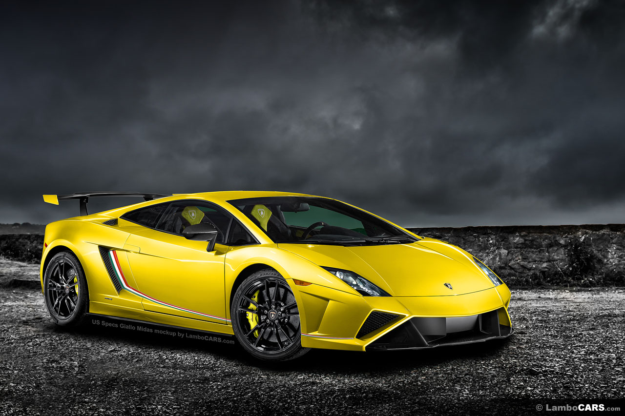 U S Only Receiving 15 Yellow Lamborghini Gallardo Lp570 4 Squadra