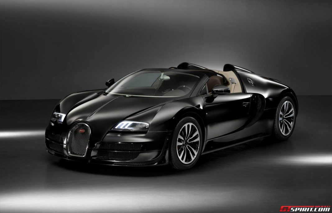 Bugatti Veyron Successor Won't Fight For Top Speed Records