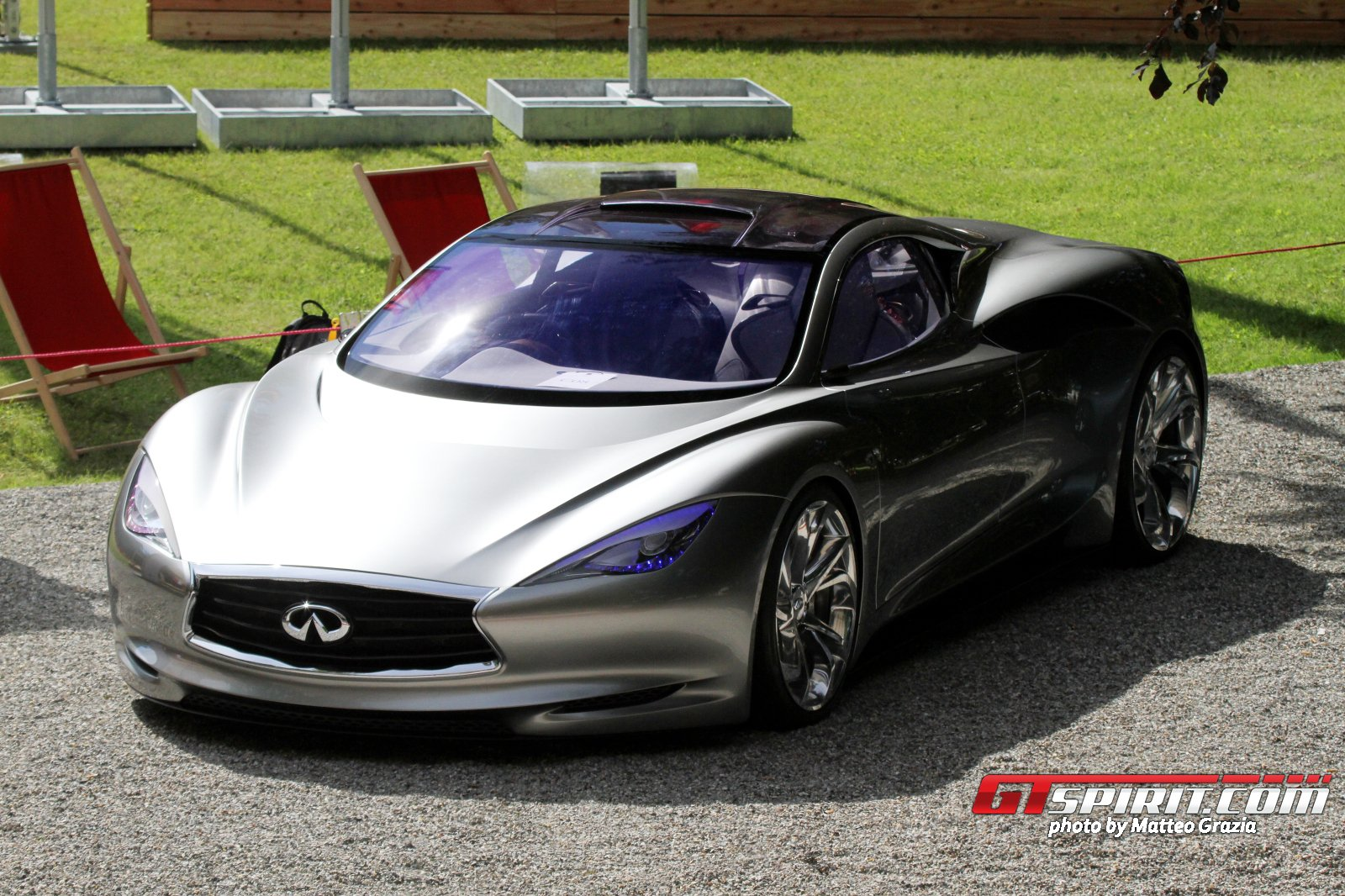 Infiniti Favouring Halo Supercar Over Sports Car