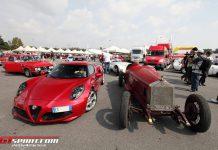 Autodelta 50th Anniversary Stuns in Monza
