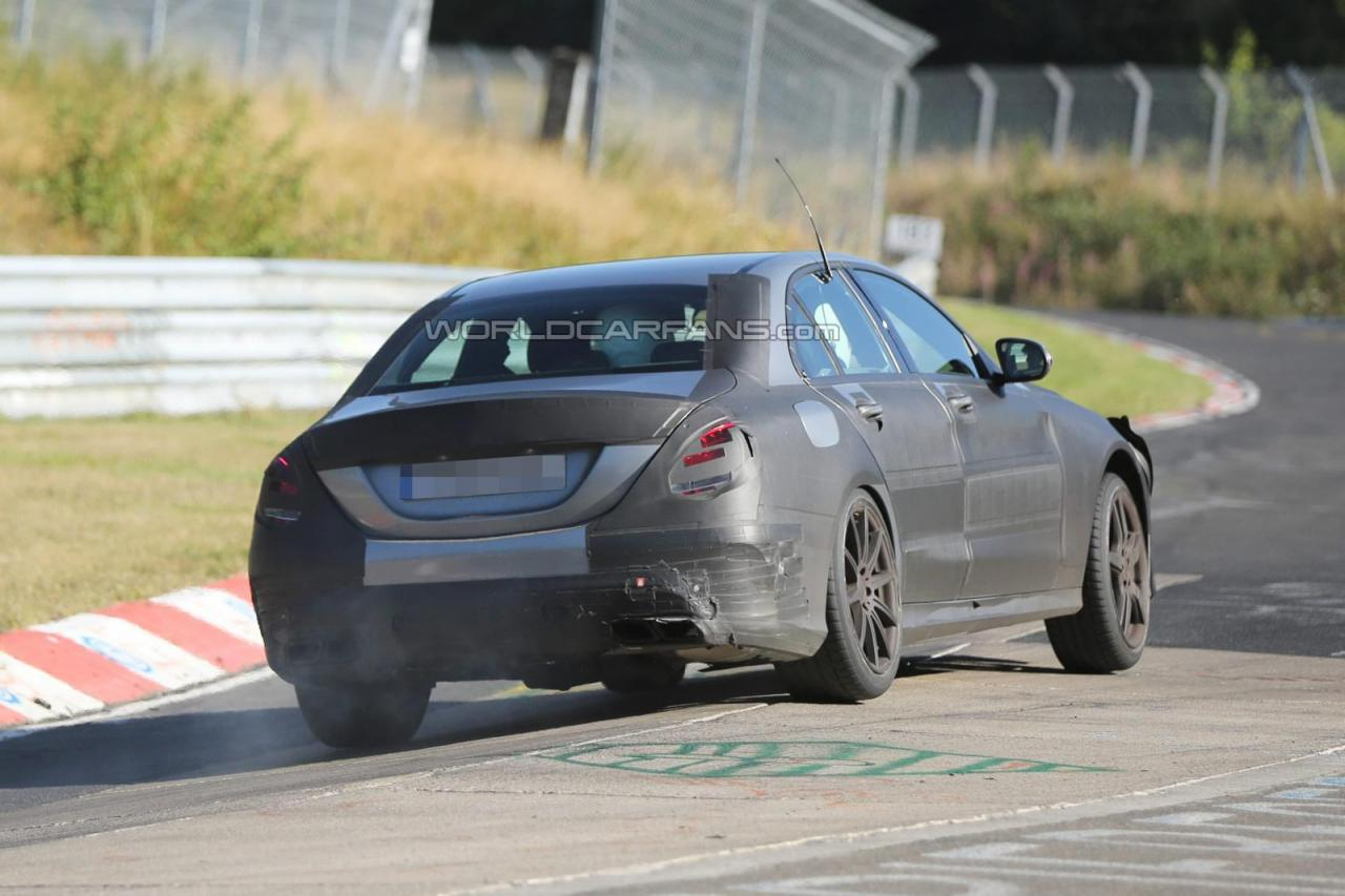 2014 M3 Better Be Ready For The New Mercedes Benz C63 Amg