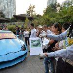 Lamborghini Aventador Replica Seized in China