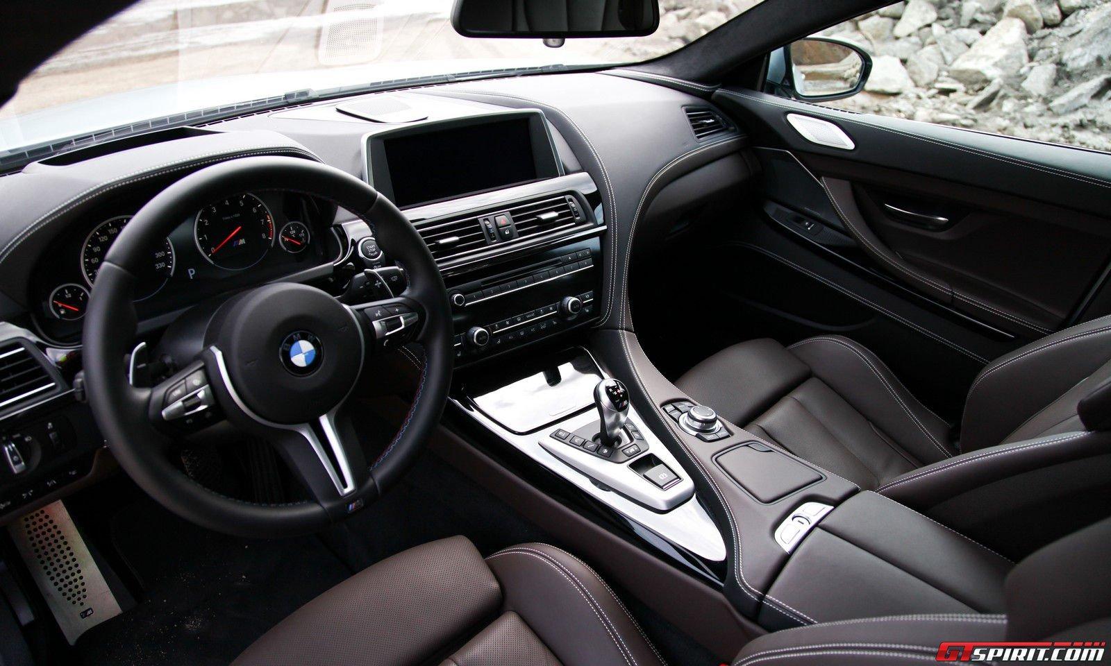2018 Bmw M6 Gran Coupe Interior 2018 Cars Models