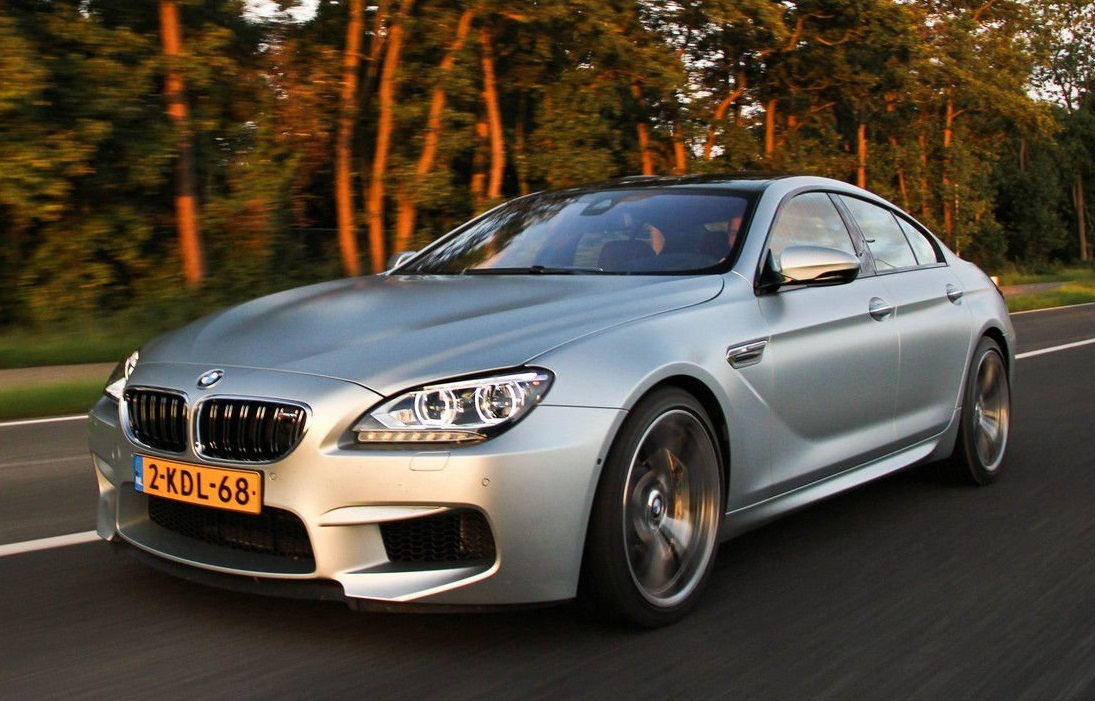 road test  2014 bmw m6 gran coupe review