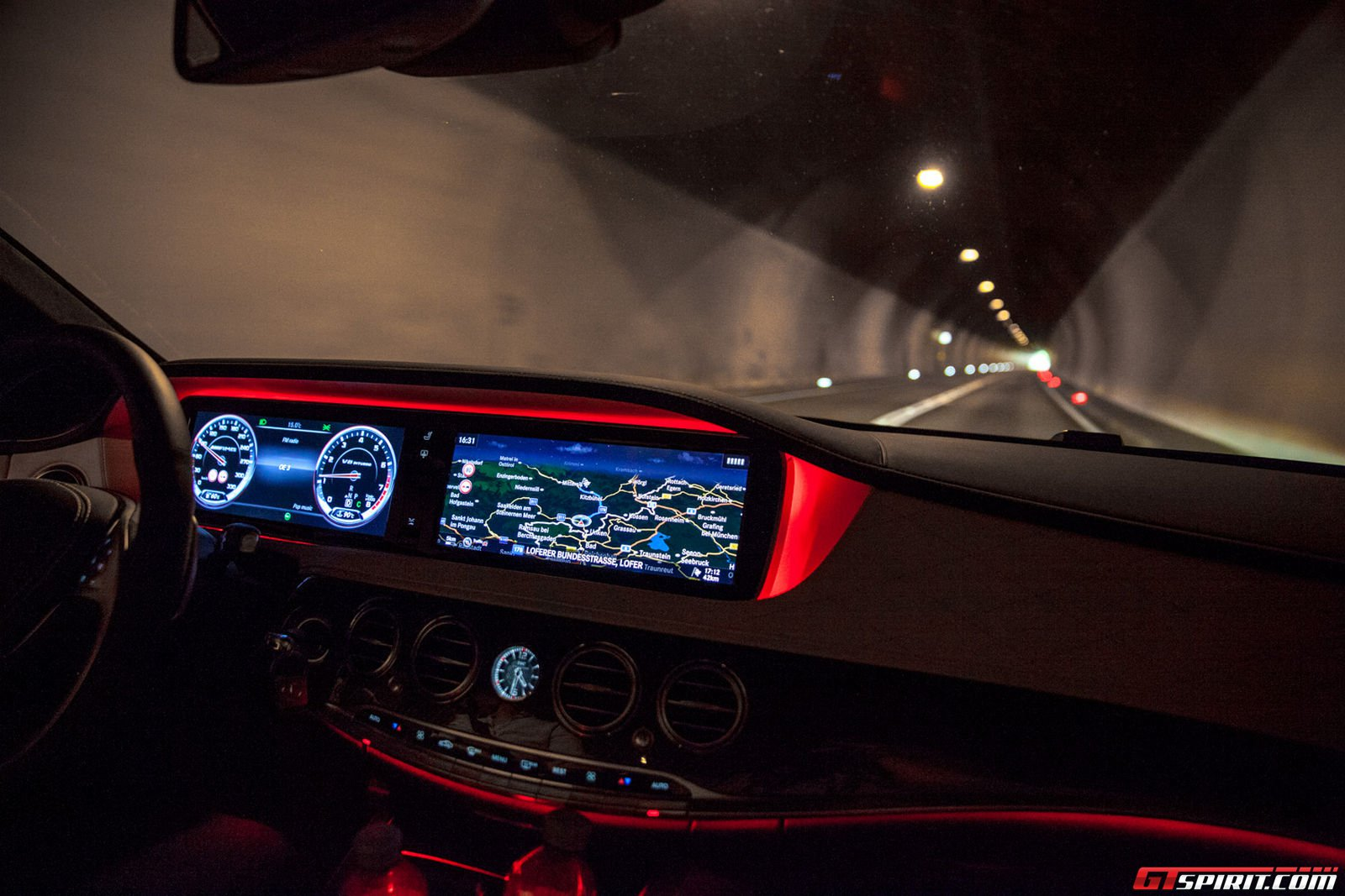 Road test 2014 mercedes s63 amg review for Interior design lighting quiz