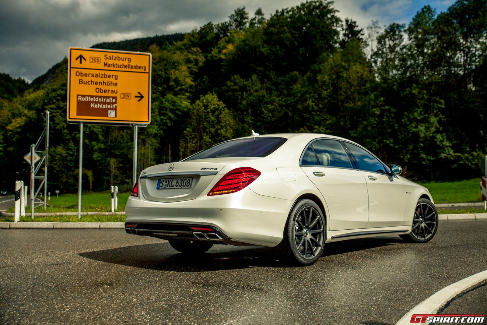 an error occurred - Mercedes Benz S63 Amg 2014