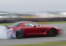 Official: Supercharged Mercedes-Benz SLS AMG by Kleeman