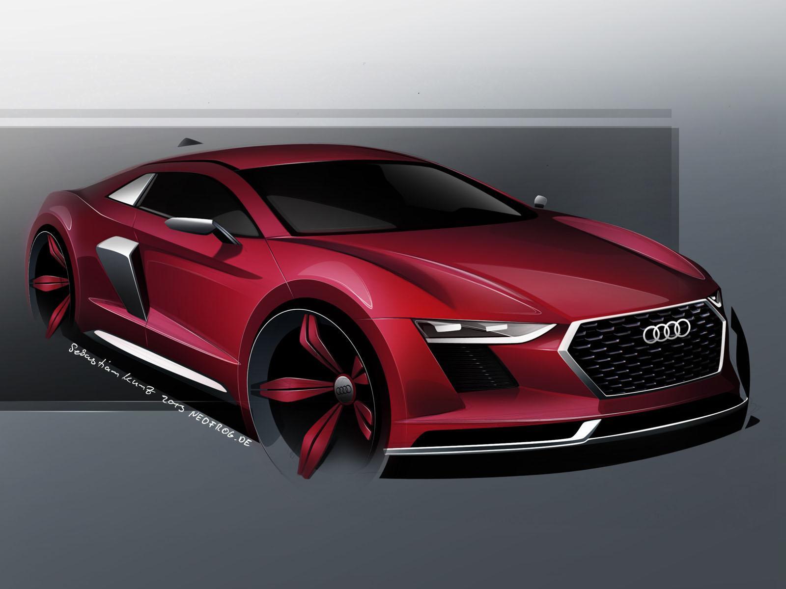 Revised 2015 Audi R8 Envisioned Gtspirit 2016 A8 Engine Diagram
