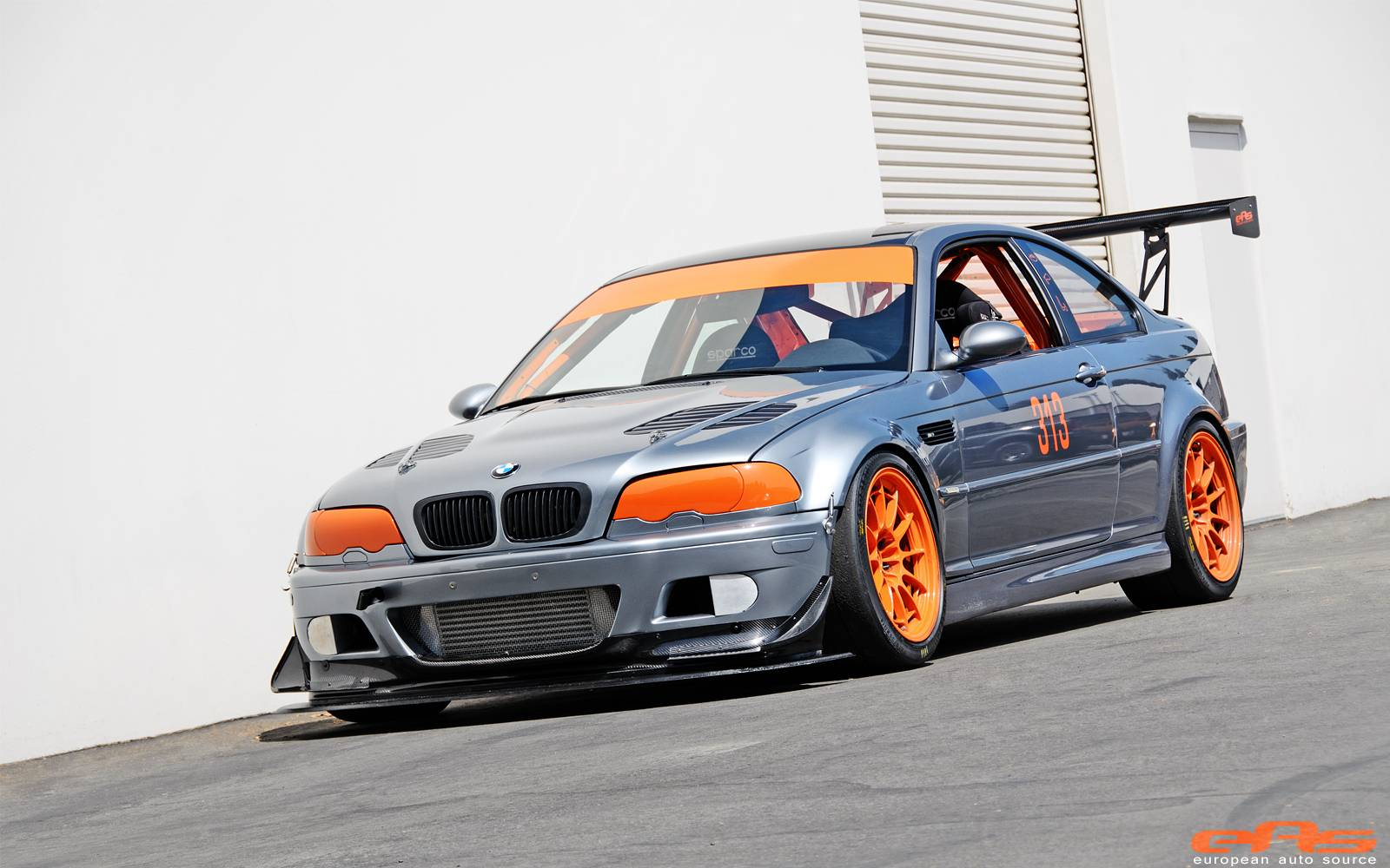 Track Ready Ess Supercharged Bmw E46 M3 By Eas Gtspirit