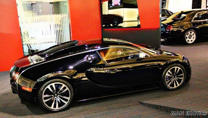 For Sale: Bugatti Veyron Sang Noir - GTspirit