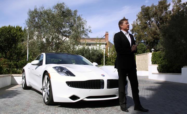 Wanxiang Officially Wins Bid For Fisker at $149.2 Million