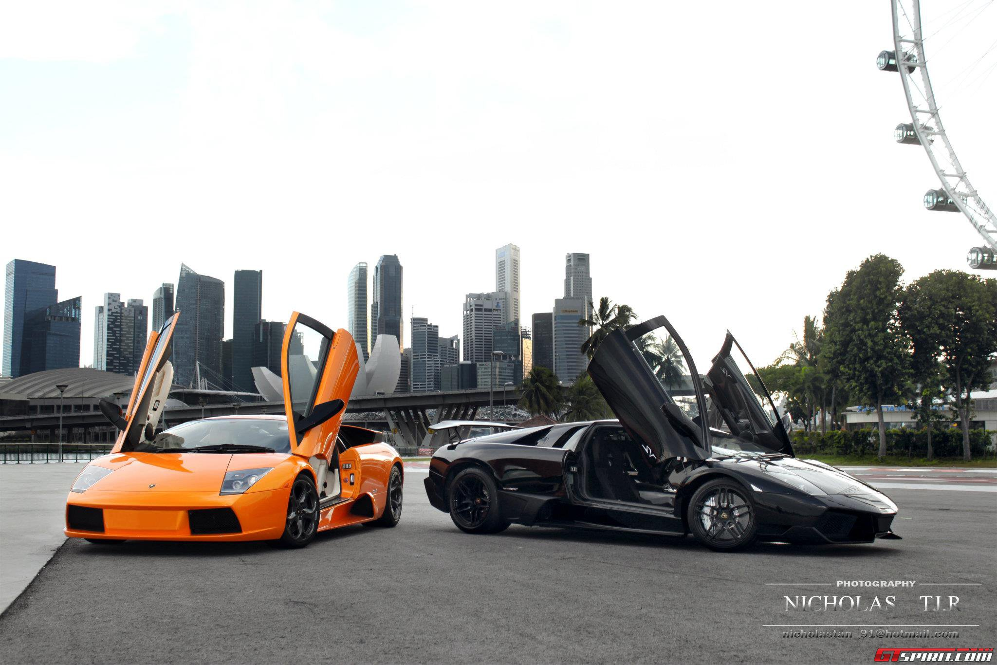 Photo Of The Day Doors Up In Singapore Gtspirit
