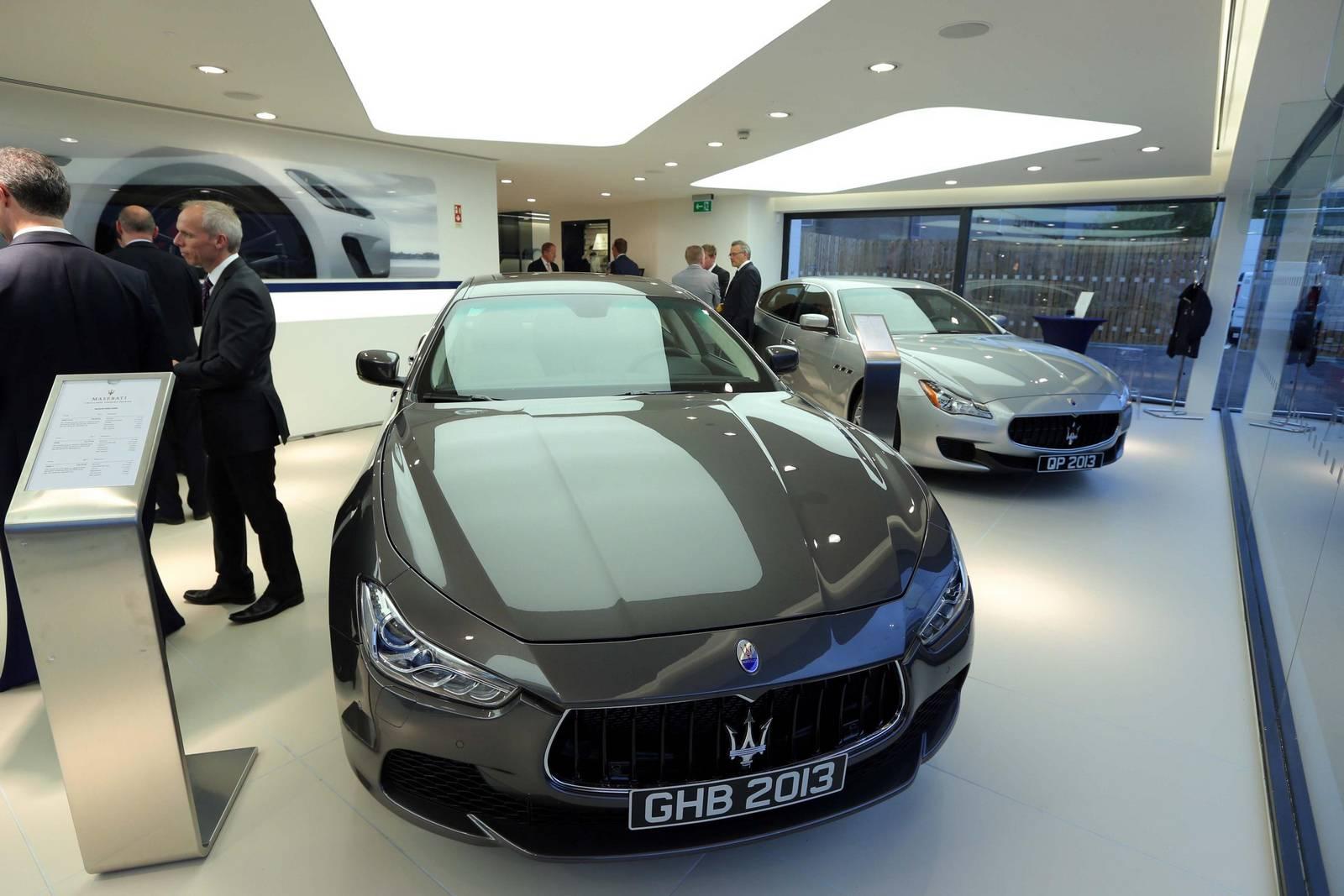 Maserati Cars For Sale In Ireland