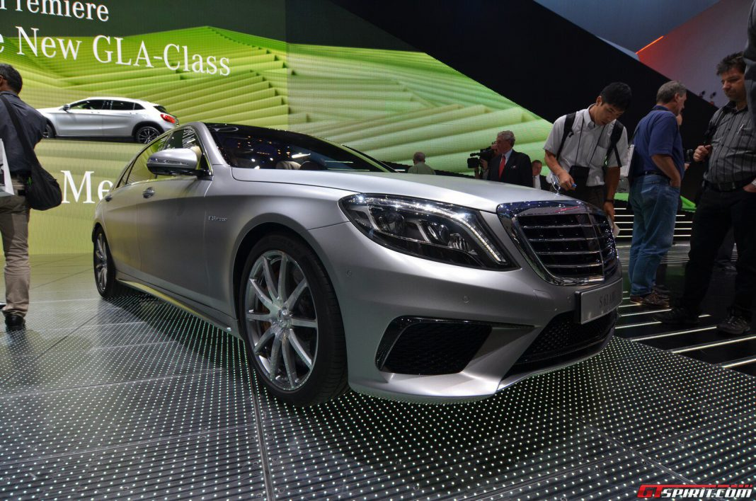 frankfurt 2013 mercedes benz s 63 amg gtspirit. Black Bedroom Furniture Sets. Home Design Ideas