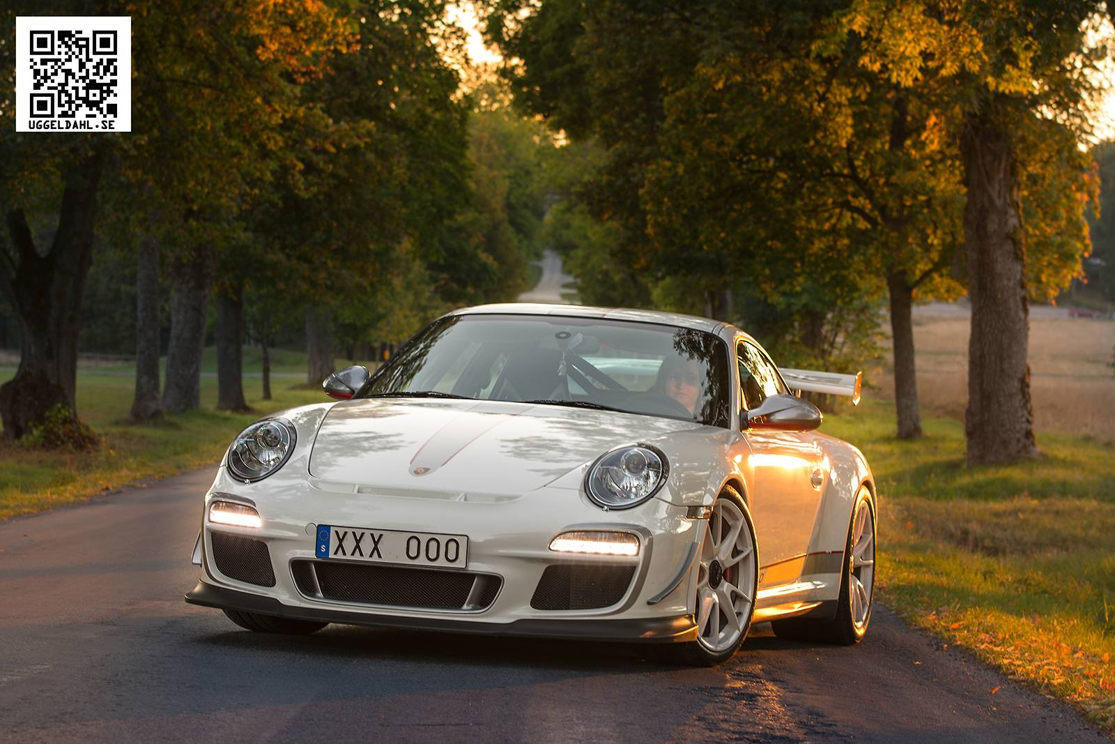 photo of the day white porsche 911 gt3 rs 4 0 gtspirit. Black Bedroom Furniture Sets. Home Design Ideas