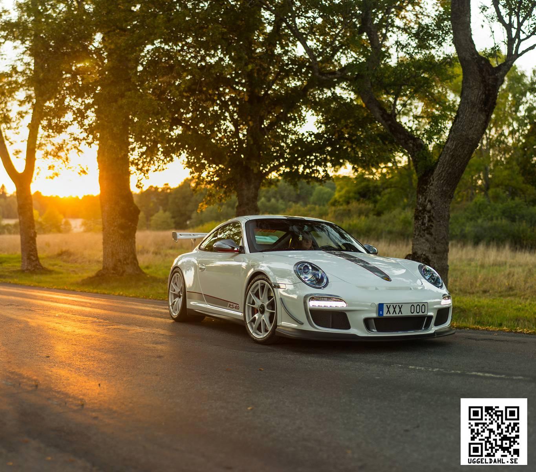 Porsche 911 White: Photo Of The Day: White Porsche 911 GT3 RS 4.0