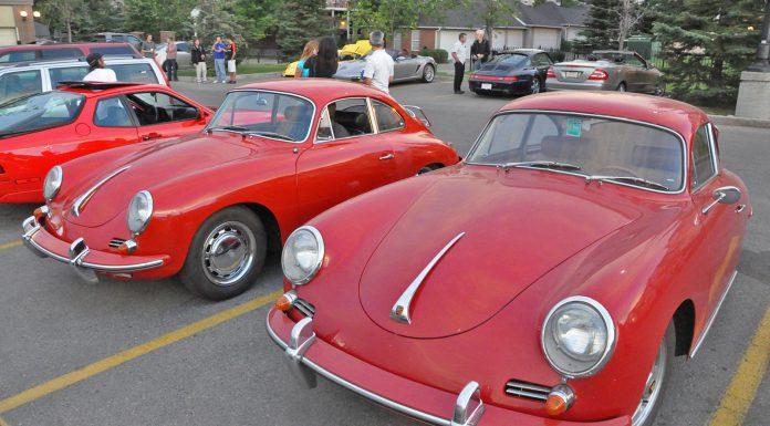 Ferrari Club Of America Alberta Chapter Euro Cars Meet