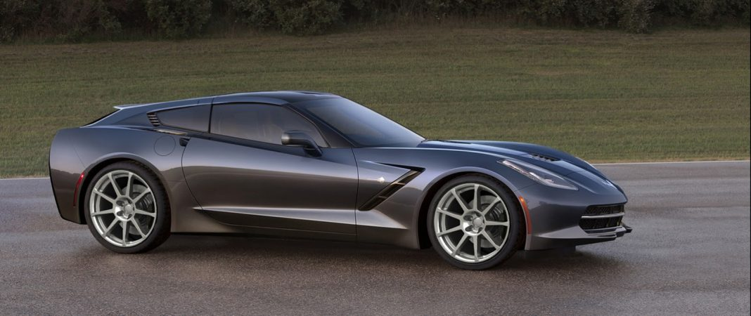 2014 Corvette Stingray Aerowagon Concept by Callaway Is A Go