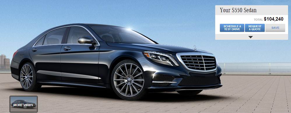 design your very own 2014 mercedes benz s class gtspirit
