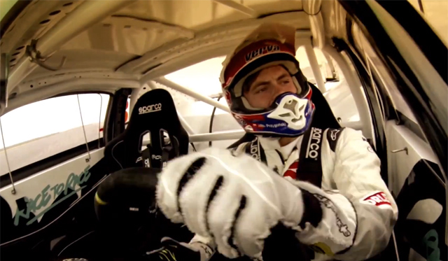 Welcome to the World's Fastest Drift at 217.9km/h!