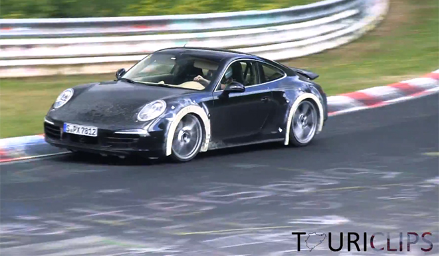 Are You The 2014 Porsche 911 Carrera 4 GTS?