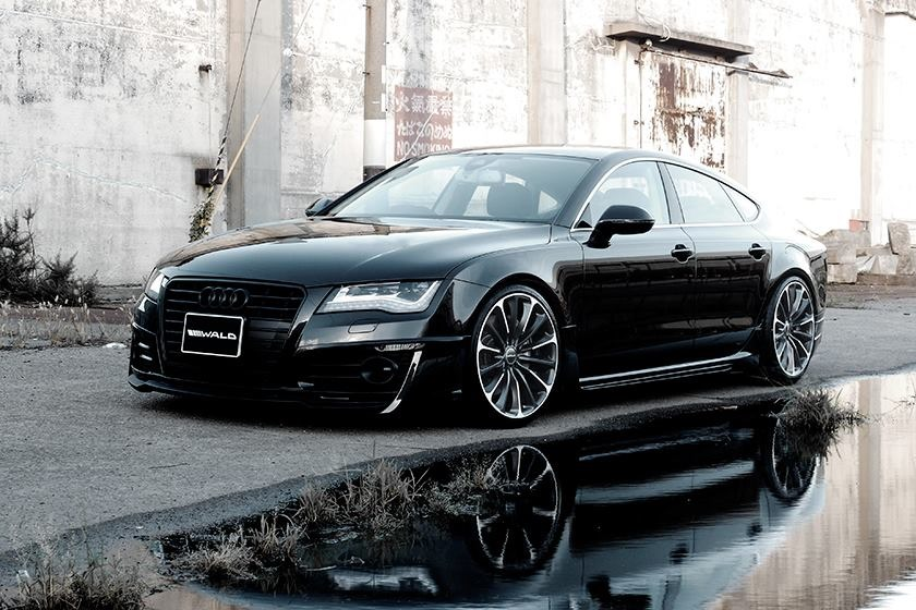 Official: Audi A7 Sportback by Wald International