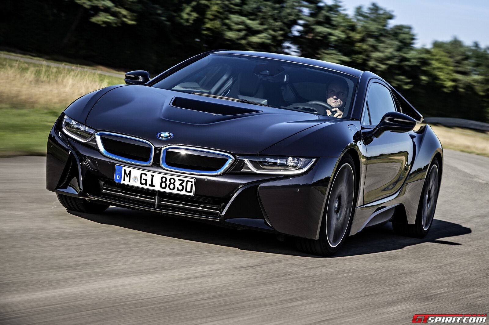 Bmw I8 Won T Receive M Variant Gtspirit