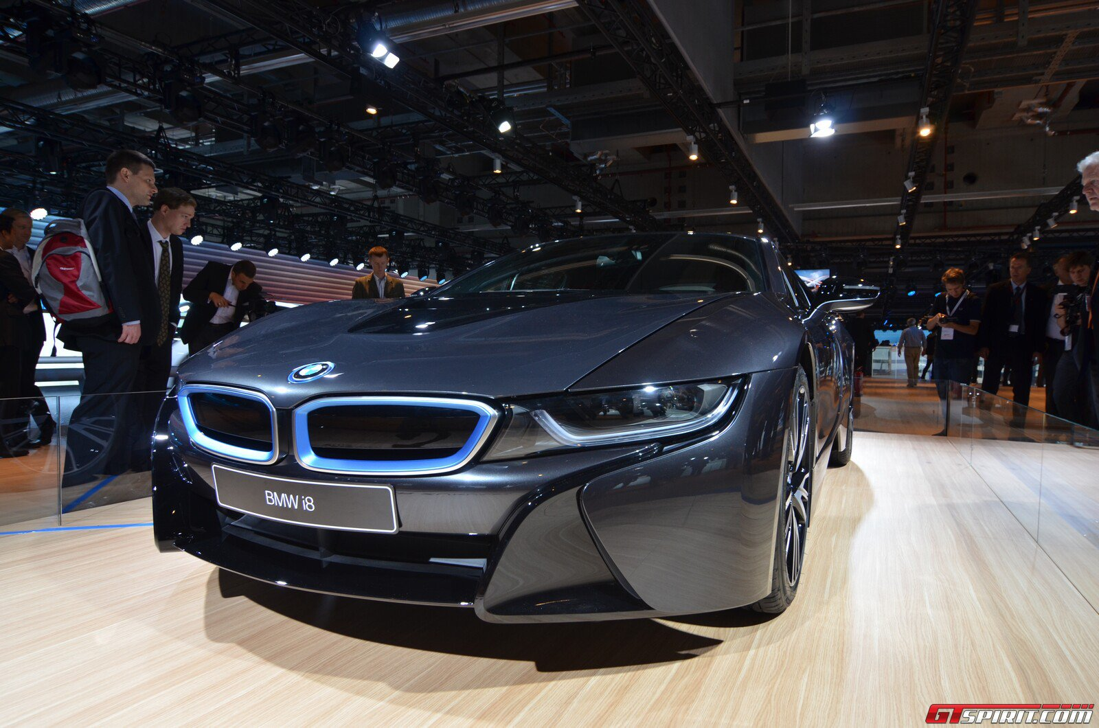 Frankfurt BMW I GTspirit - 2013 bmw i8