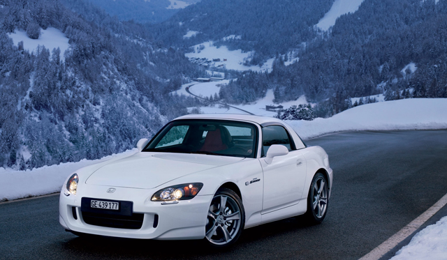 Could a Honda S2000 Successor be on the Horizon? - GTspirit