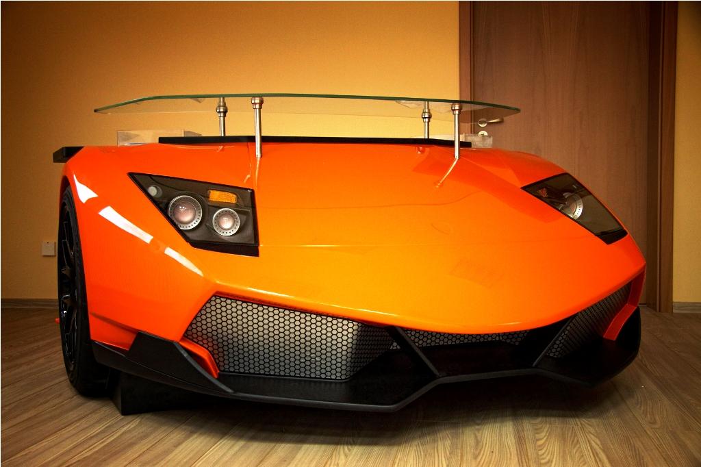 Canu0027t Afford A Real Lamborghini Murcielago? Buy This Desk