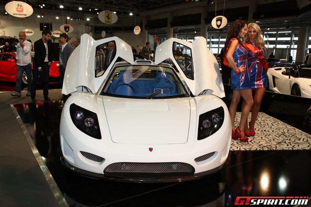 New Keating Bolt Supercar Aims At Exceeding 340mph Gtspirit
