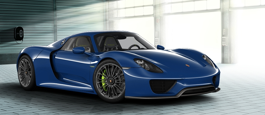 make your dream porsche 918 spyder with online configurator gtspirit. Black Bedroom Furniture Sets. Home Design Ideas