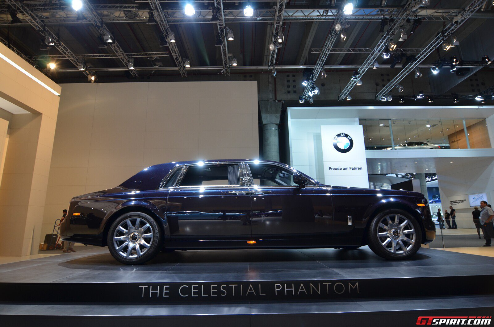 frankfurt 2013 rolls royce celestial phantom concept gtspirit. Black Bedroom Furniture Sets. Home Design Ideas