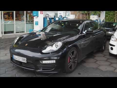 its hard to judge just what porsche has up its sleeve from the following video but there are a few options it could be an early prototype for the porsche - Porsche Panamera 2014 Black