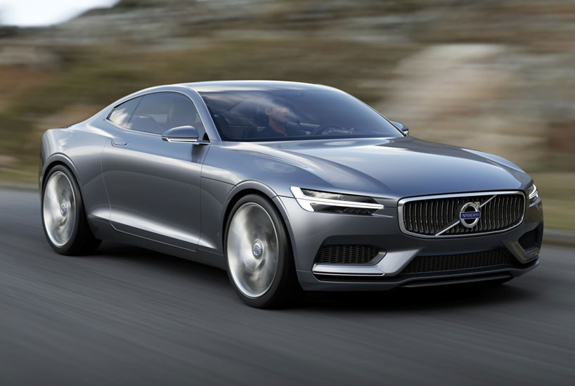 Volvo S90 in the Works to Rival BMW 5-Series