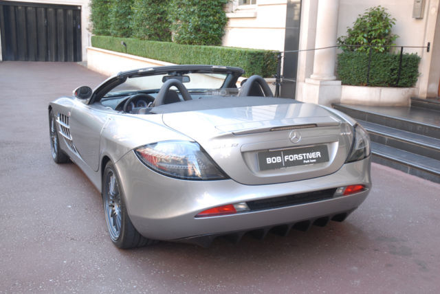 Rare 2010 mercedes benz slr mclaren 722s roadster for sale for How much does it cost to service a mercedes benz