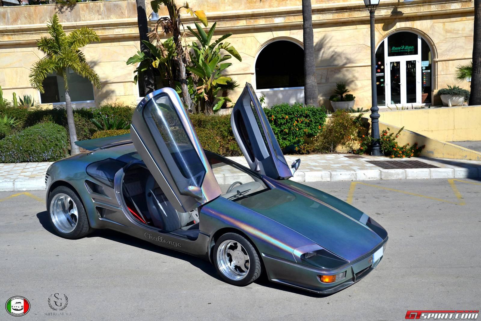 For Sale: One of Ten 1988 Sbarro Challenge III - GTspirit