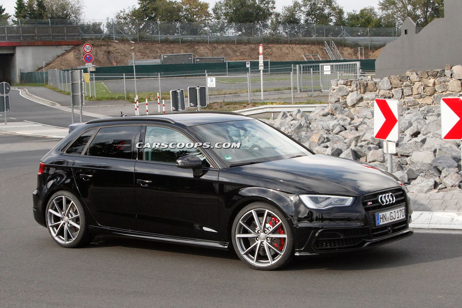 Audi Rs3 Sportback : is this the new audi rs3 sportback gtspirit ~ Nature-et-papiers.com Idées de Décoration