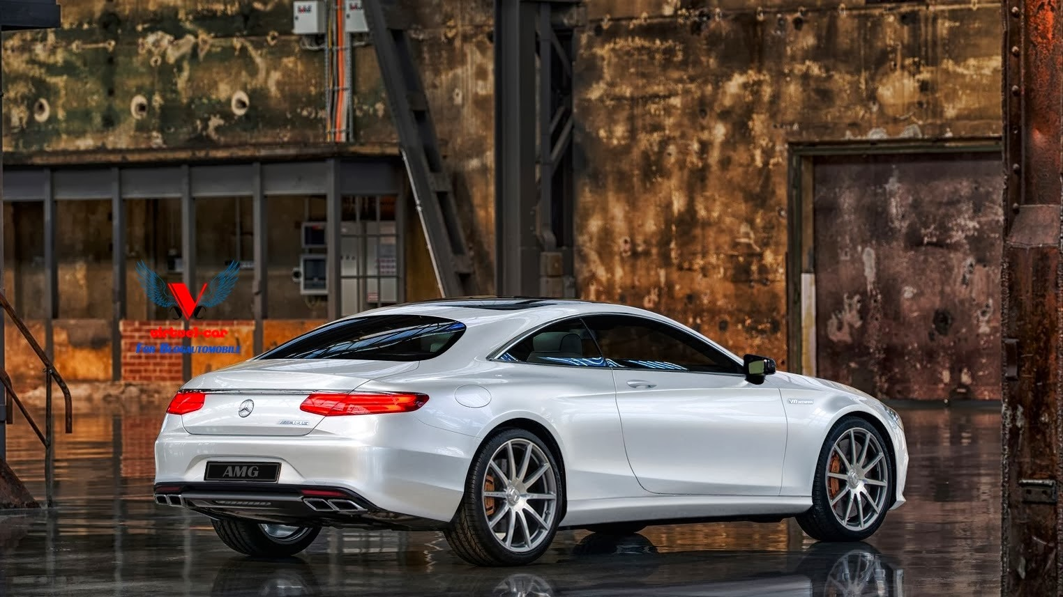 2015 mercedes benz s63 amg coupe comes to virtual life gtspirit. Black Bedroom Furniture Sets. Home Design Ideas