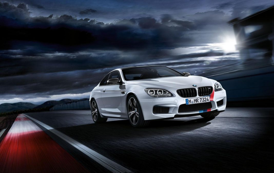 BMW M5 and M6 Receives new M Performance Accessories