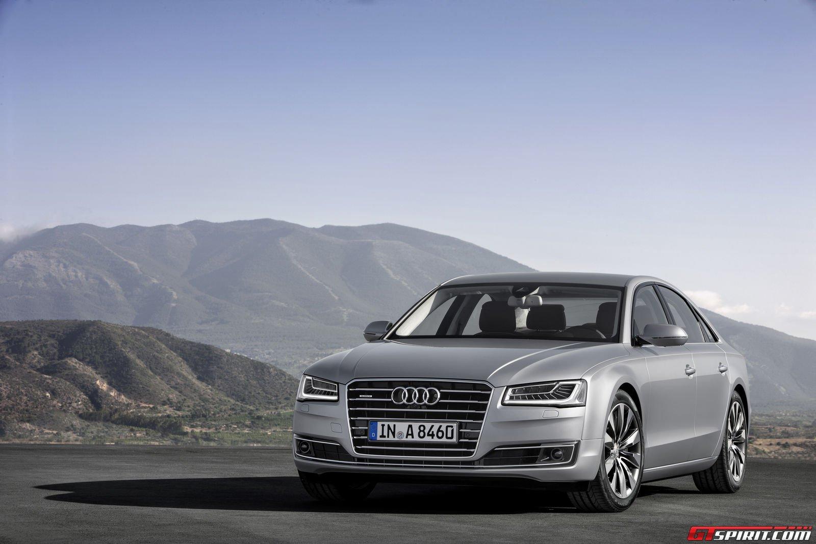 Road Test 2014 Audi A8 S8 Gtspirit