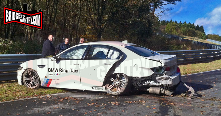 Bmw Ring Taxi Nurburgring